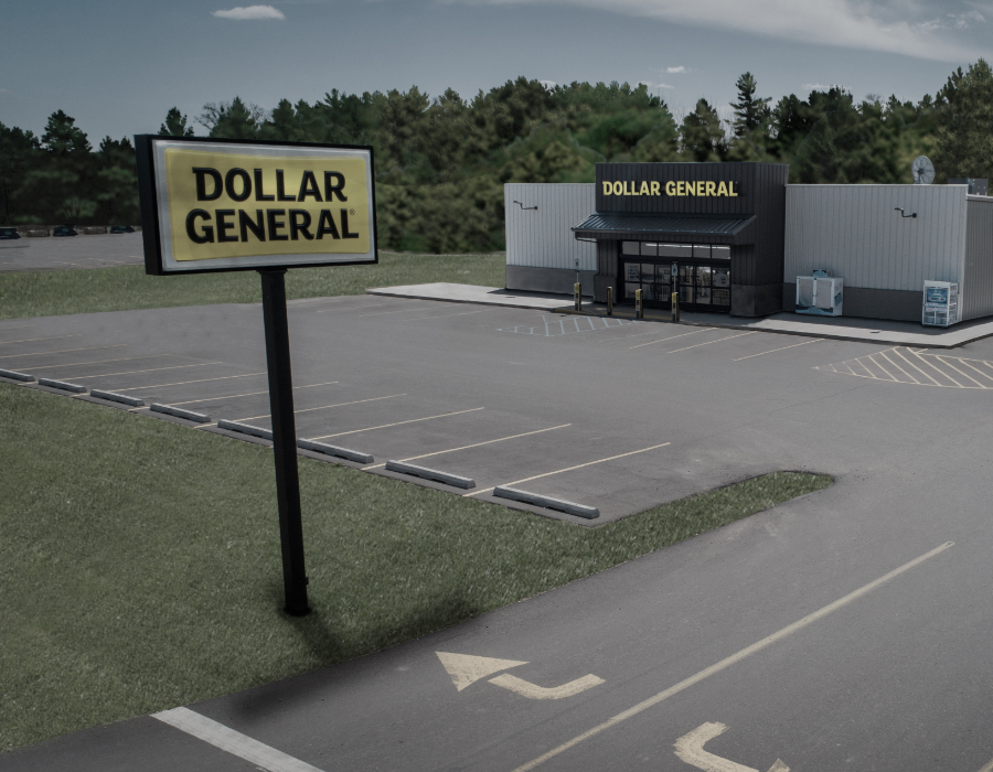 Dollar General retail property for sale